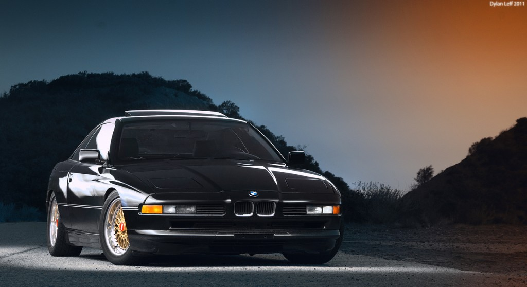 BMW 850i by Dylan Leff (2)