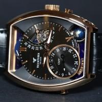 Vicenterra GMT3 Pink Gold & Black Diamonds