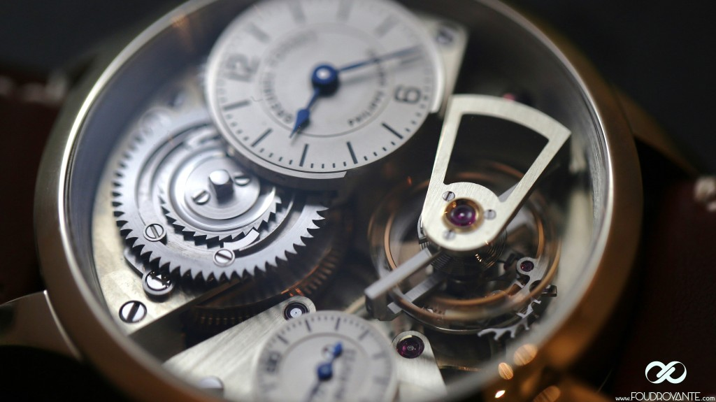 Le garde temps la naissance d une montre conf rence au - Interphone pour communiquer d une piece a l autre ...