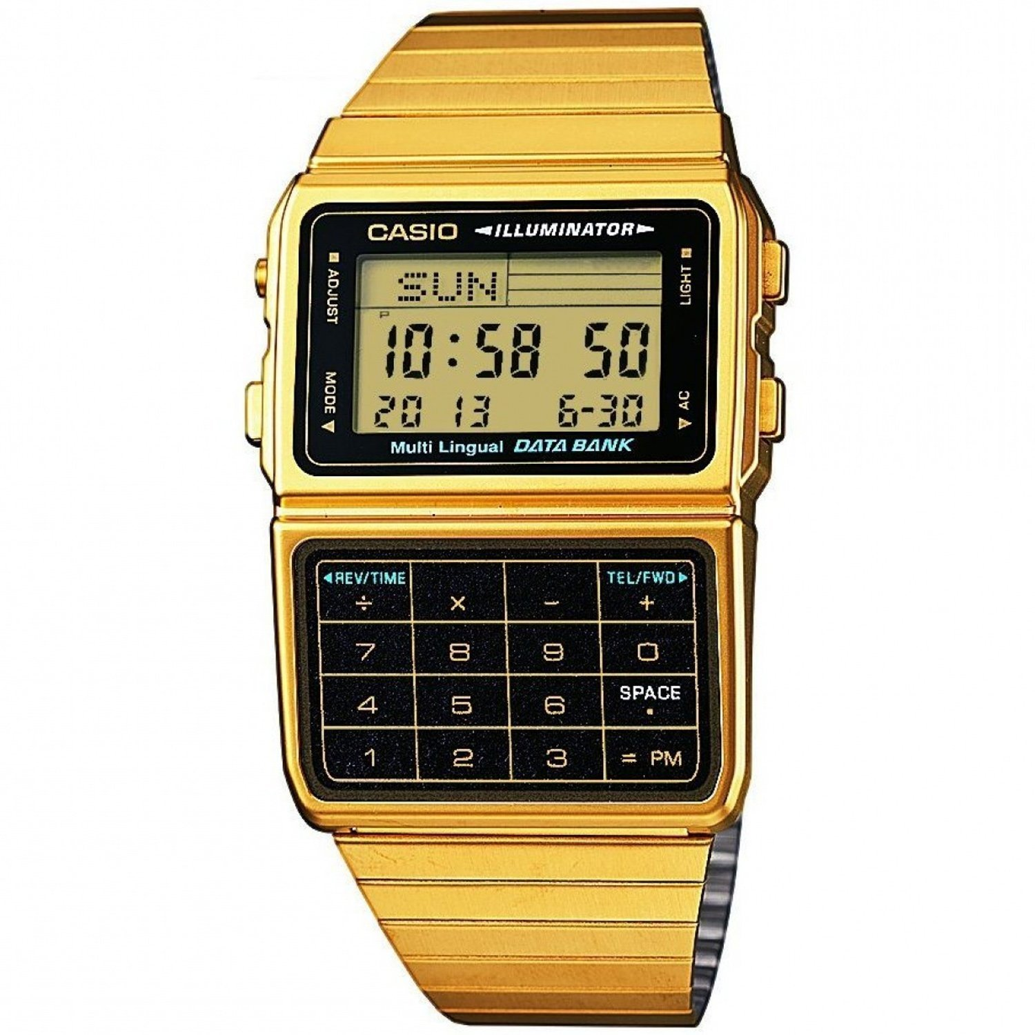 Casio Data Bank