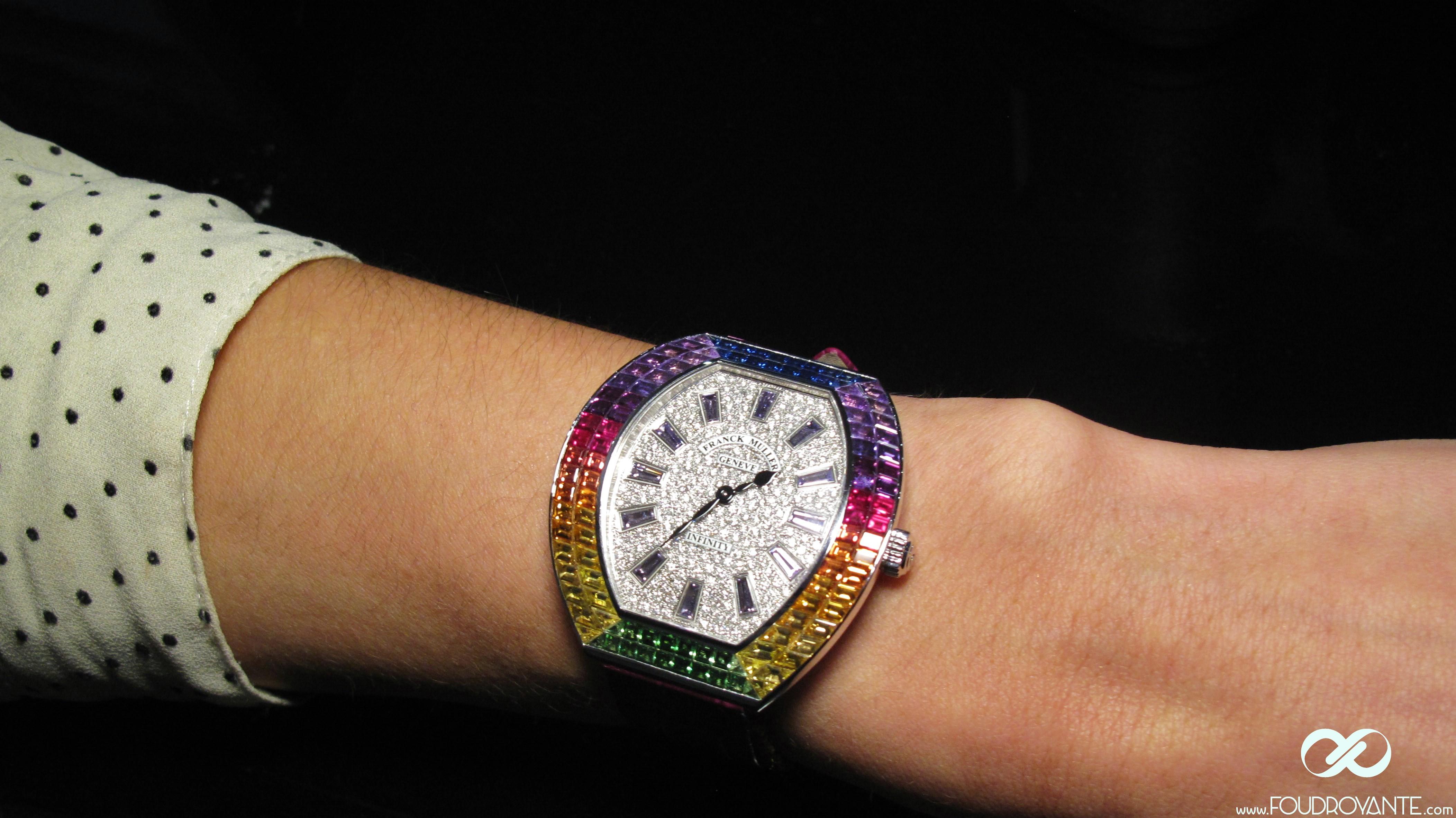 Franck Muller Infinity Rainbow (1)
