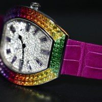 Franck Muller Infinity Rainbow