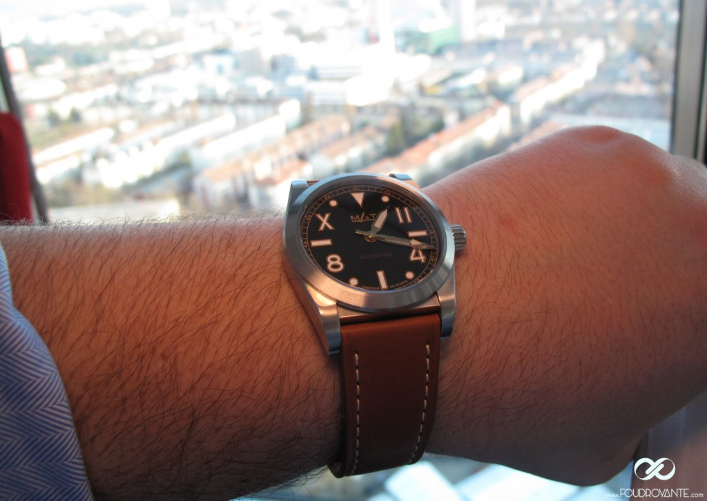 MAT Watches AG7 California