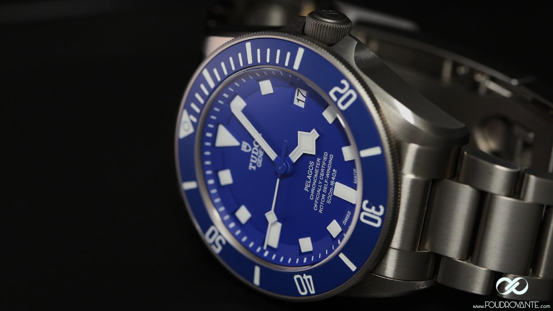 Tudor Pelagos Blue (4)