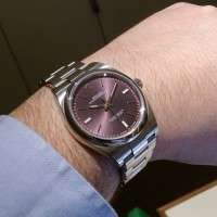 Rolex Oyster Perpetual 114300 Raisin