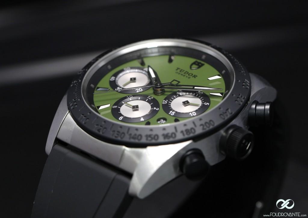 Tudor Fastrider Green