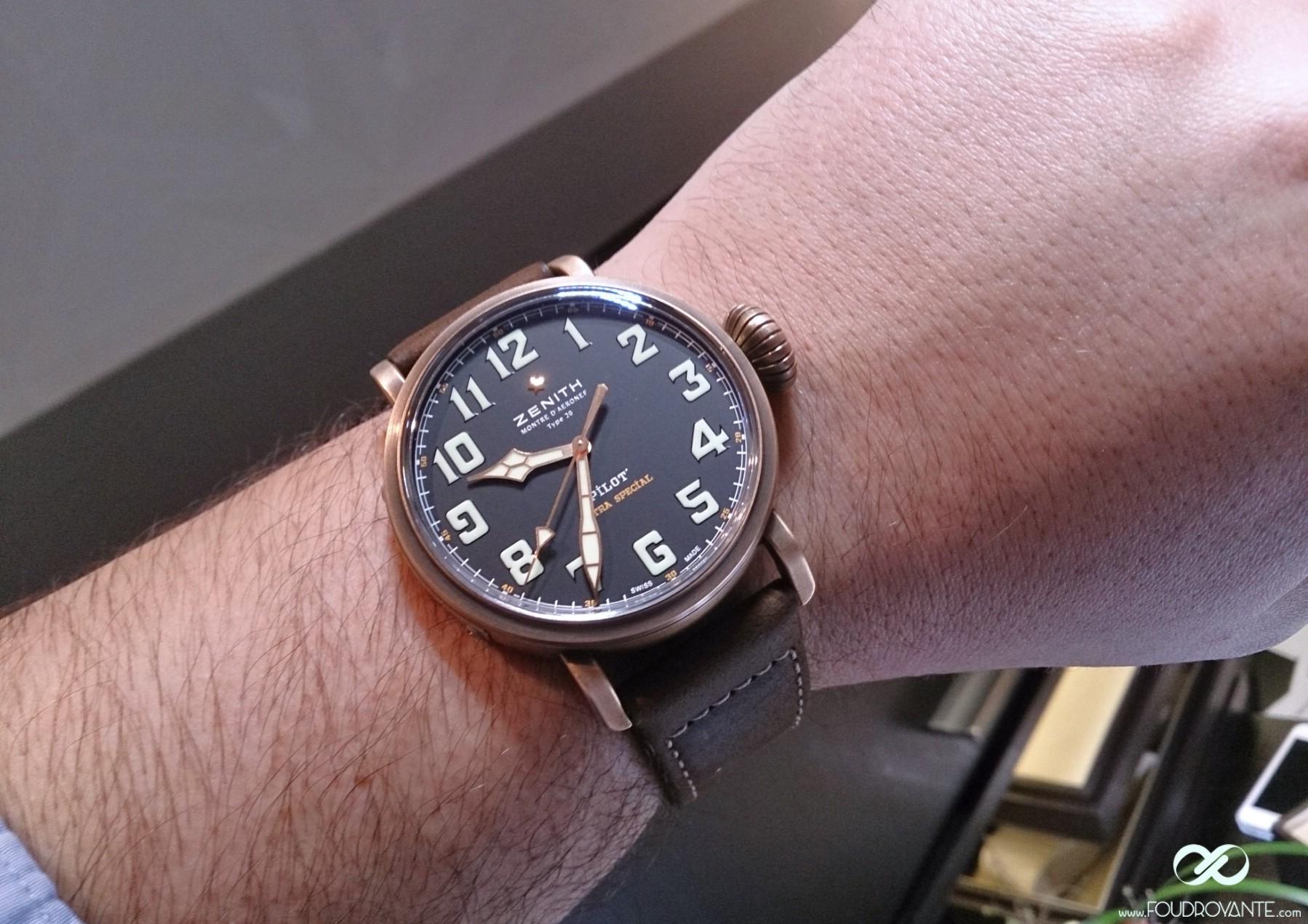Zenith Pilot Type 20 Extra Special Bronze (1)
