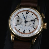 Longines chronographe Valjoux 15''' 1935 @ Phillips Auction – Bacs – Russo
