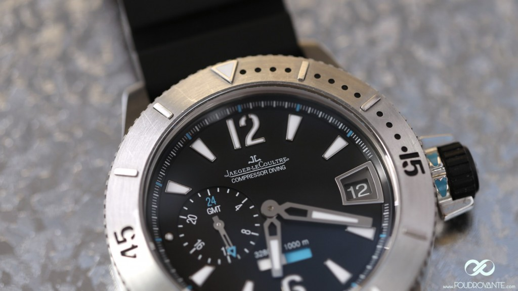 Jeager leCoultre Master Compressor Diving GMT