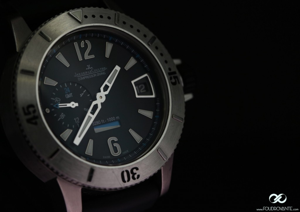 Jaeger leCoultre Master Compressor Diving GMT