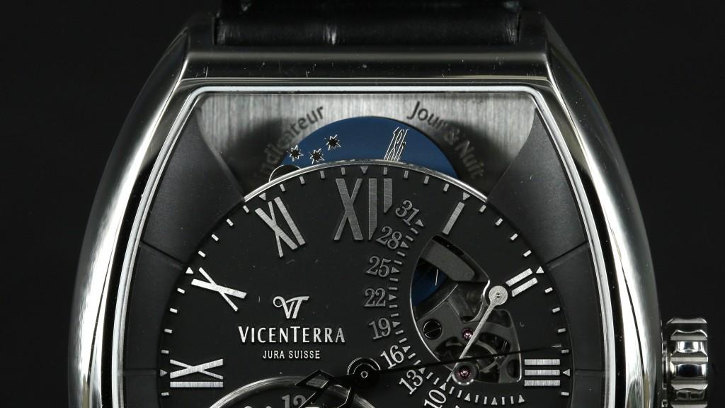 Vicenterra GMT3 Tome 2 steel