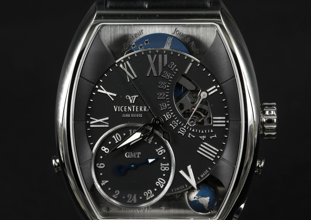 Vicenterra GMT3 Tome 2 steel