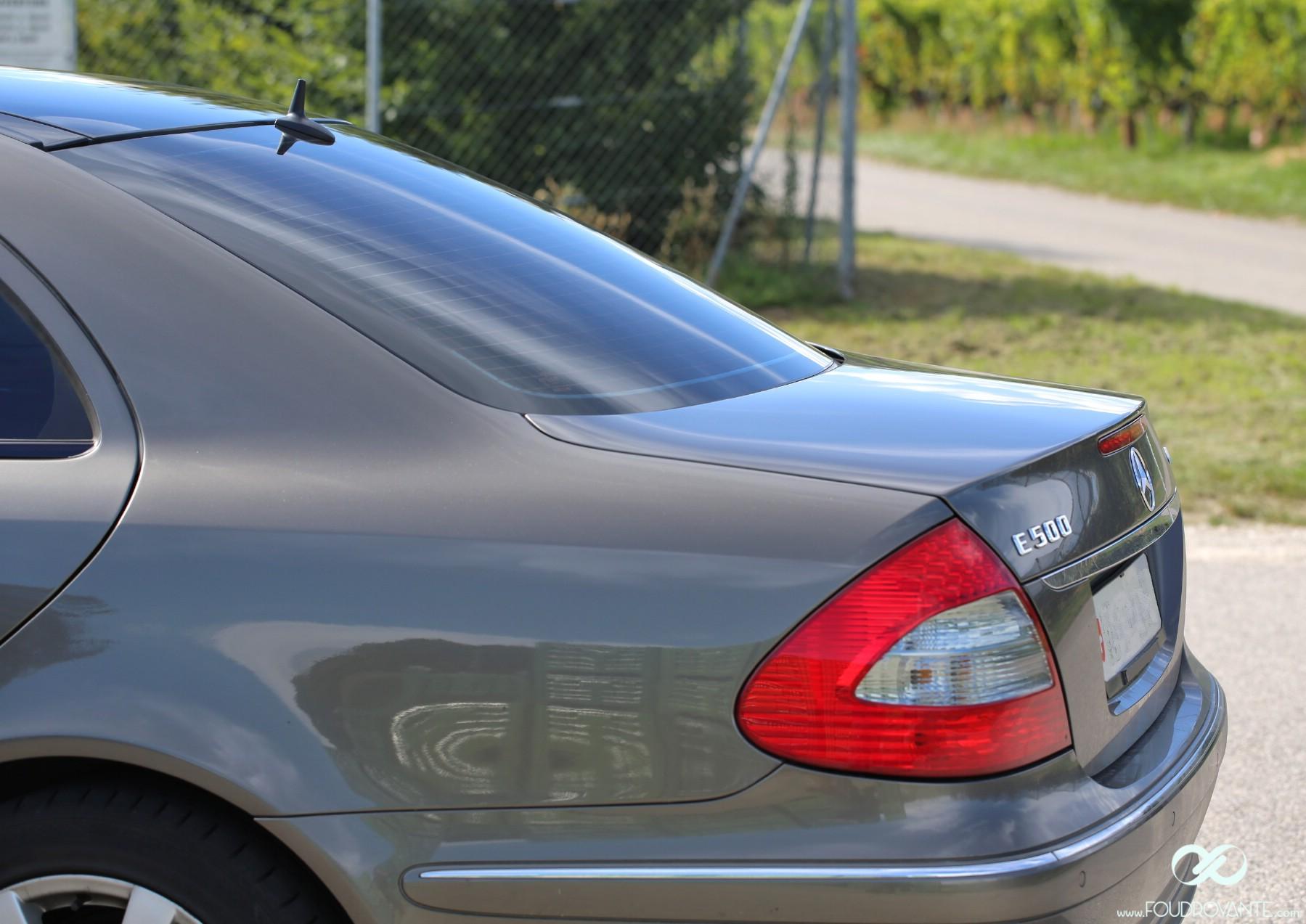 Mercedes Benz Classe E W211 E500 (1)