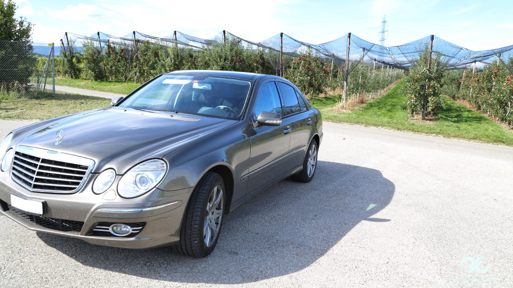 Mercedes Benz Classe E W211 E500 (4)