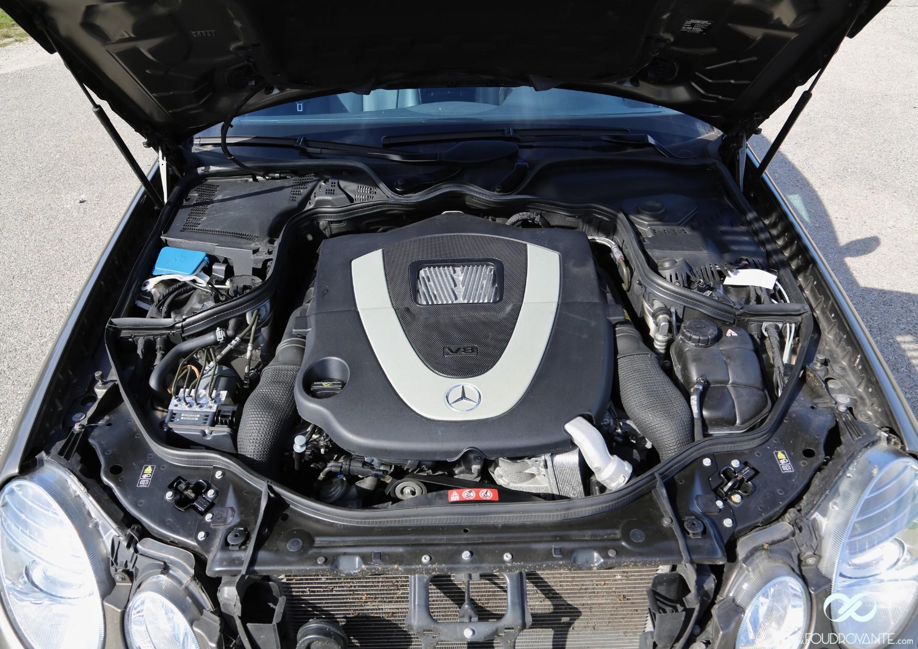 Mercedes Benz Classe E W211 E500 (5)