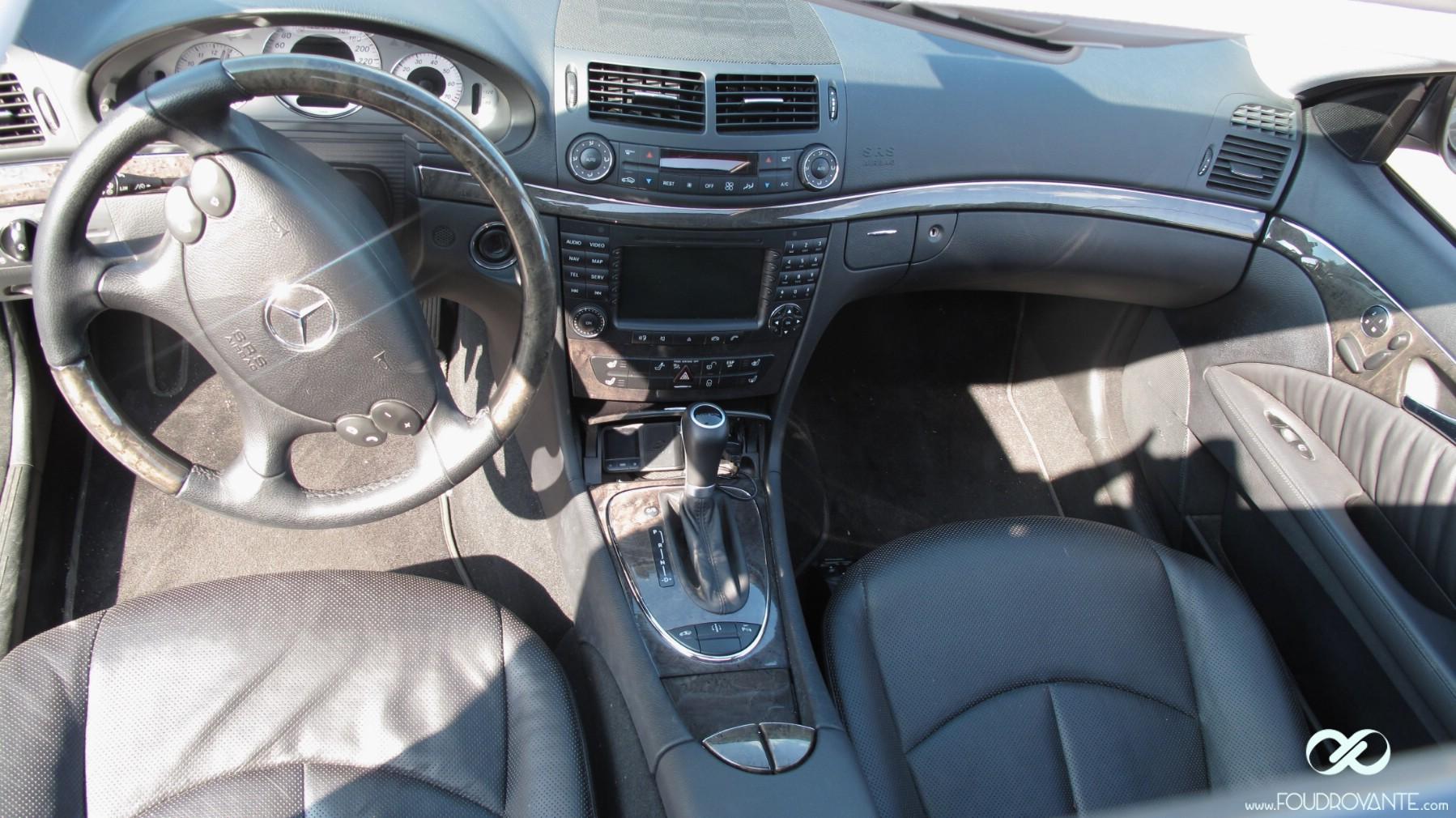 Merco E500 W211 (1)