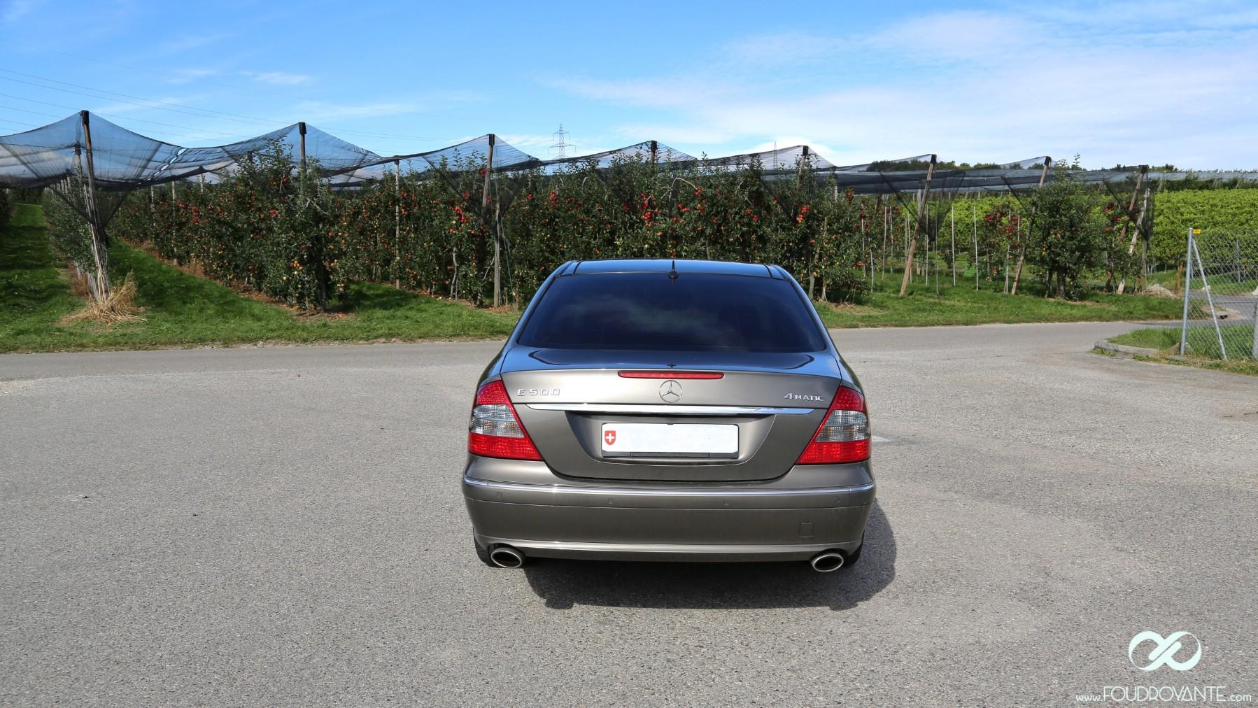 Mercedes Classe E (7)