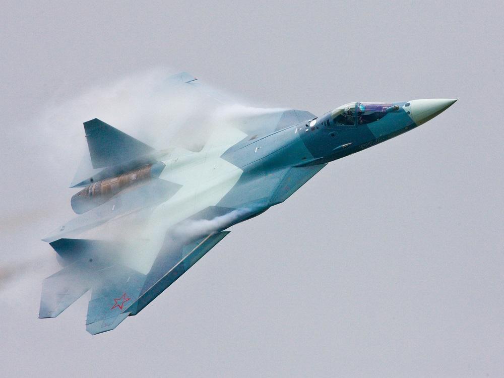 Sukhoï T50 Pak Fa