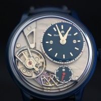 Maurice Lacroix Masterpiece Gravity @ Only Watch 2015 & Phillips Auction – Bacs – Russo
