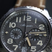 Breguet Type XXI 3813 @ Only Watch 2015 & Phillips – Bacs -Russo