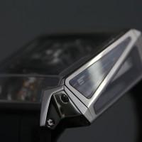 Hautlence Vortex wristshots architecturaux