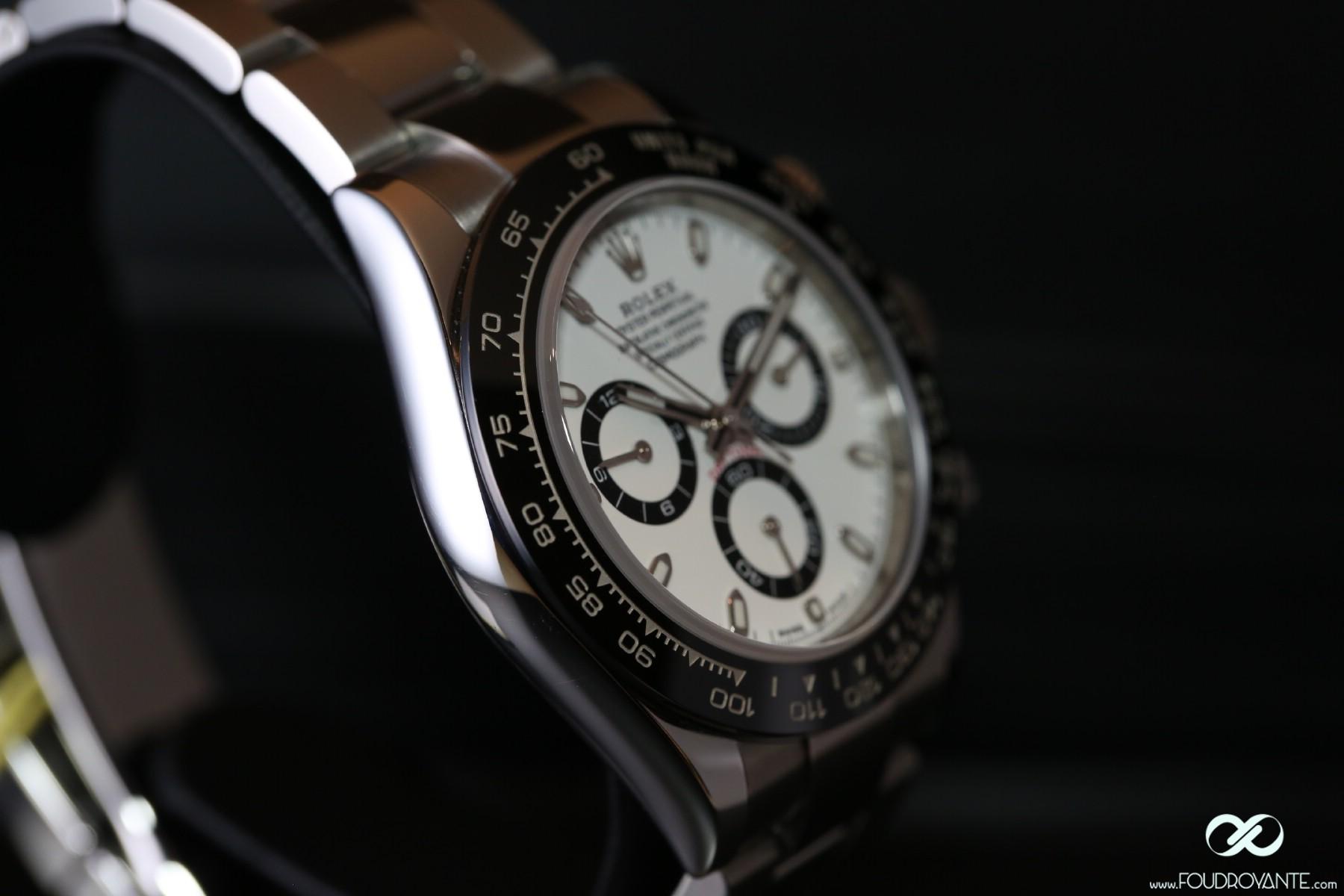Rolex 116500 LN Daytona Cadran Blanc (3)