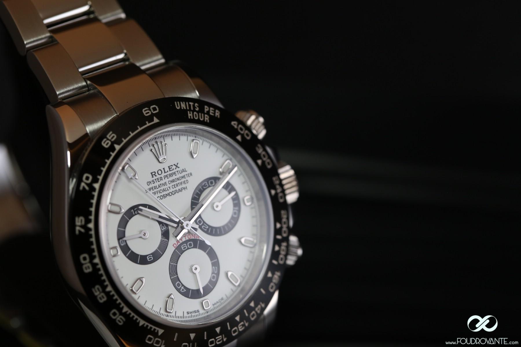 Rolex 116500 LN Daytona White Dial (13)