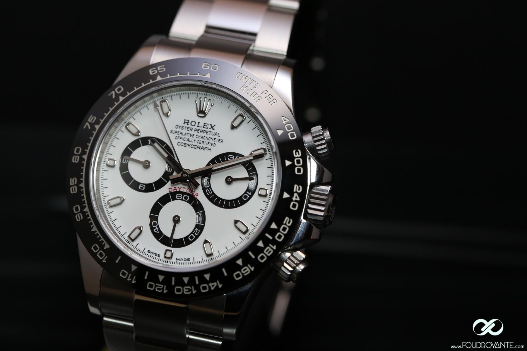 Rolex 116500 LN Daytona White Dial (8)