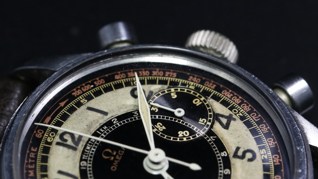 Omega CK 2077 @ Phillips Auction – Bacs – Russo