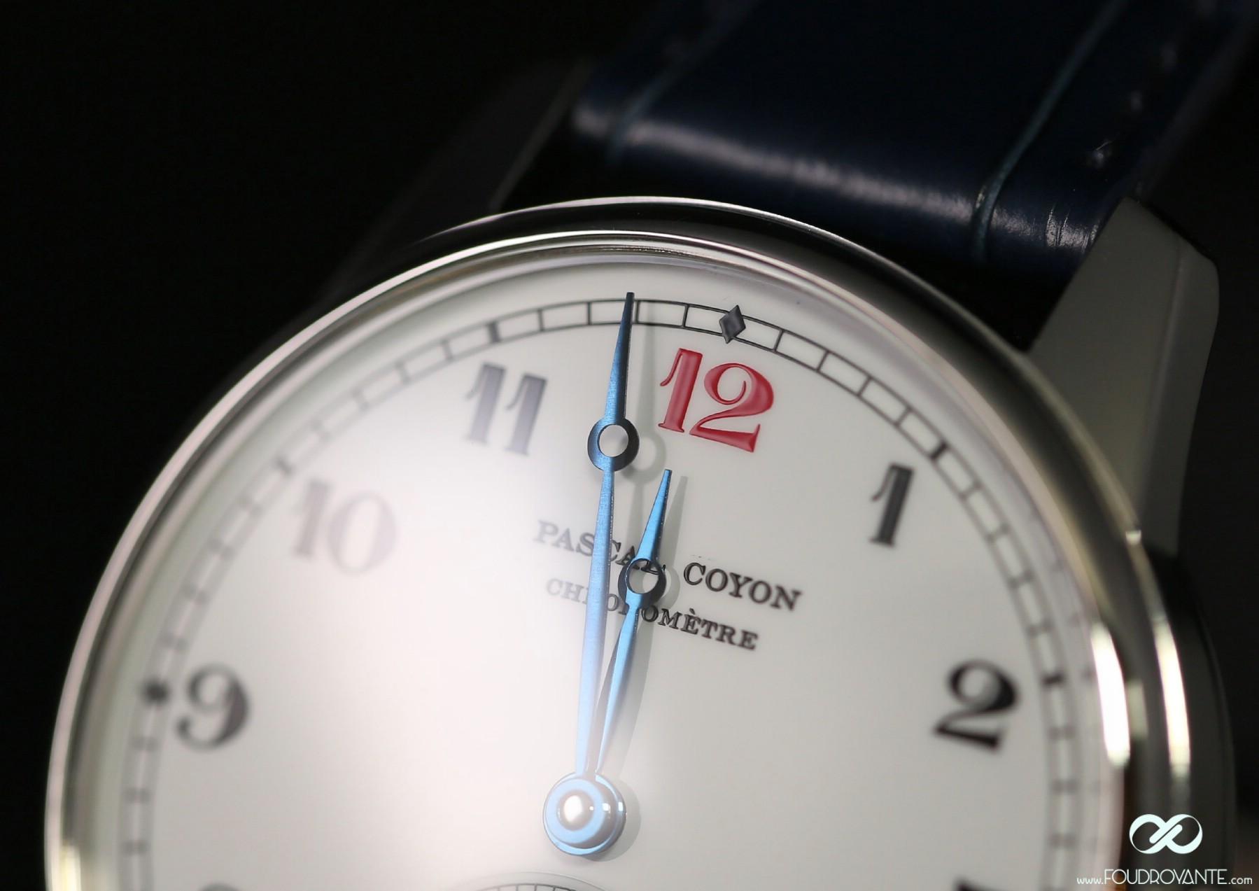 Pascal Coyon Chronomètre 1900 C (2)