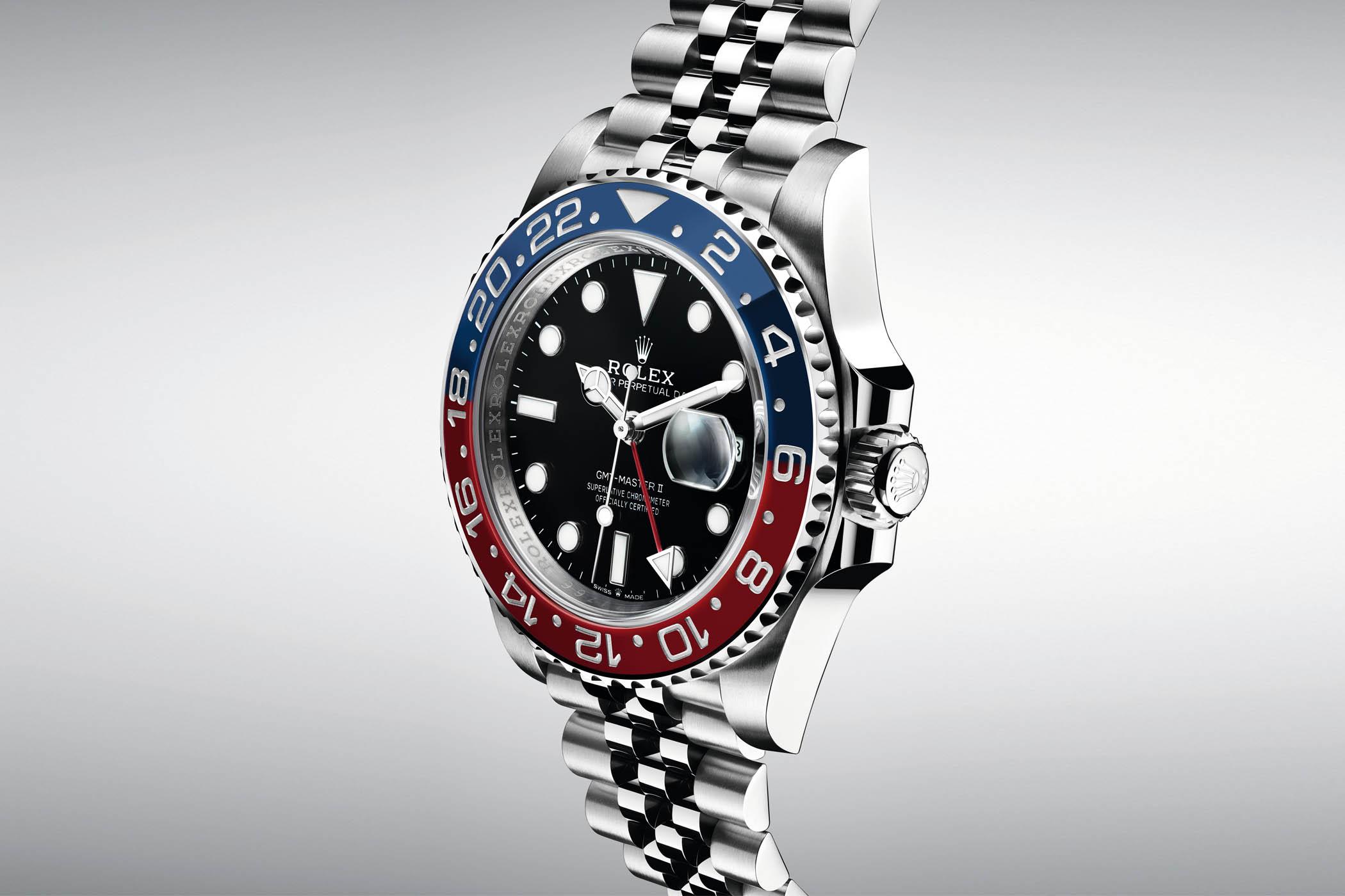 Rolex-GMT-Master-II-Pepsi-126710-